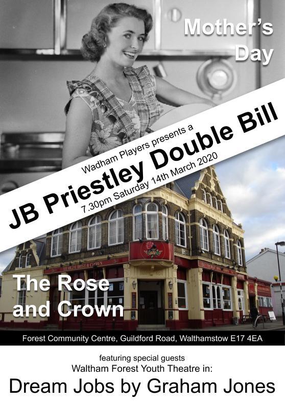 JB Priestley Double Bill